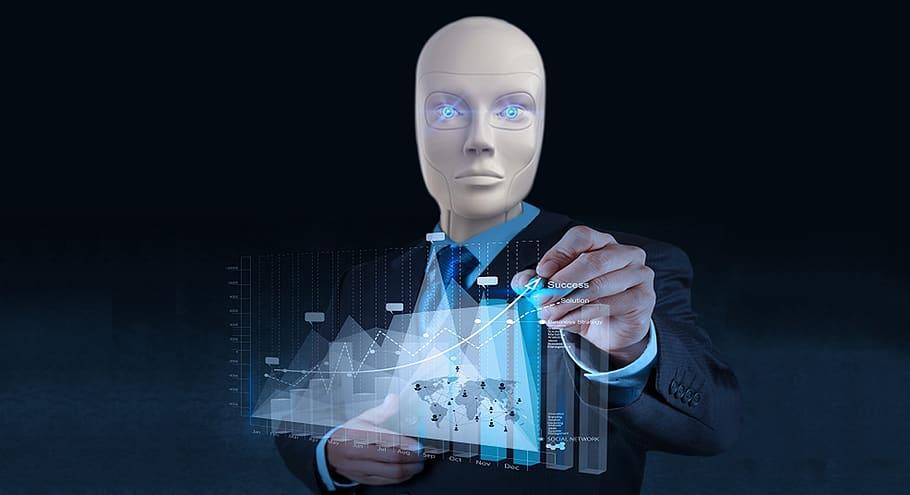 Artificial intelligence, AI for success. Fusion of AI with cultural forms in South Korea