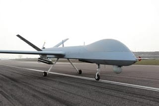 WING LOONG-I, Unmanned Aerial Vehicle (UAV) of China for emergency communication service (Space-air-ground based communications))